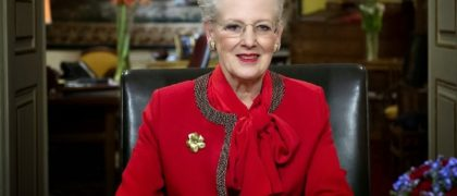 Margrethe II of Denmark, New Year speech, 2013