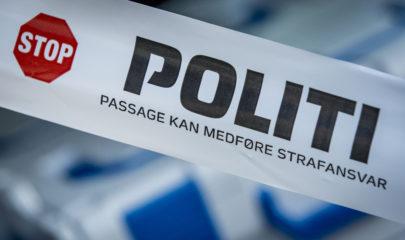 Politiafspæring