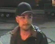 Frejm izvučen sa snimka nadzorne kamere, na osnovu kog su stigle prijave građana.